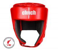 Шлем для единоборств Clinch Helmet Kick красный размер XL, артикул C142