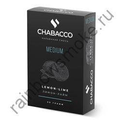Chabacco Medium 50 гр - Lemon-Lime (Лимон-Лайм)