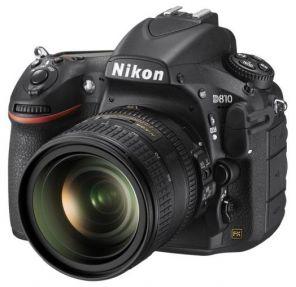 Nikon D810 Kit 16-85mm f/3.5-5.6G ED VR AF-S DX Nikkor