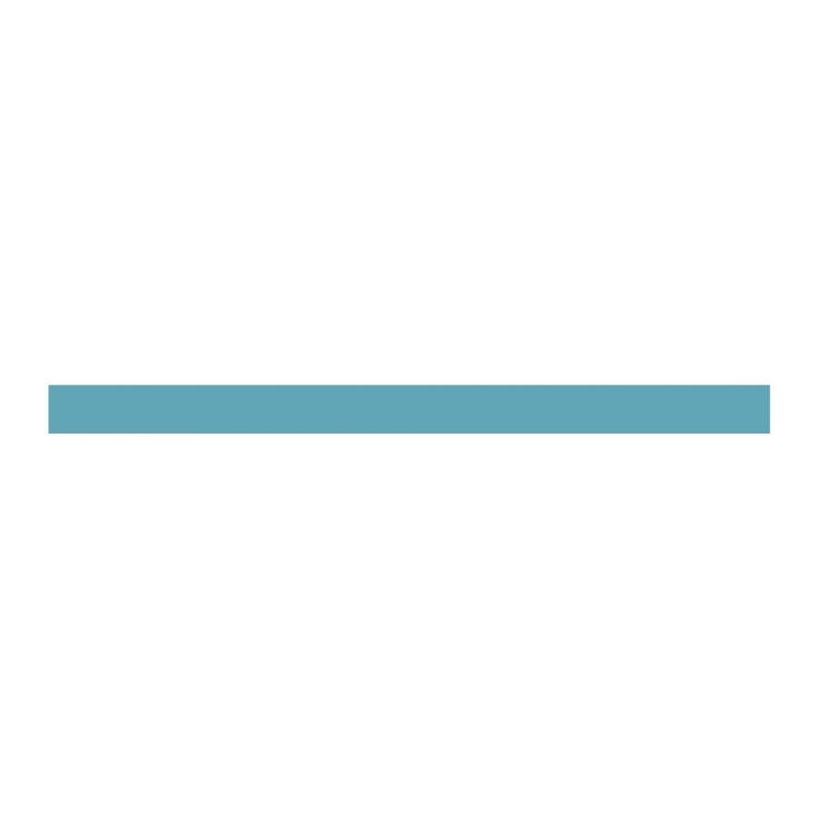 Стекло к вытяжке MAUNFELD VS SLIDE 60 бирюзовый