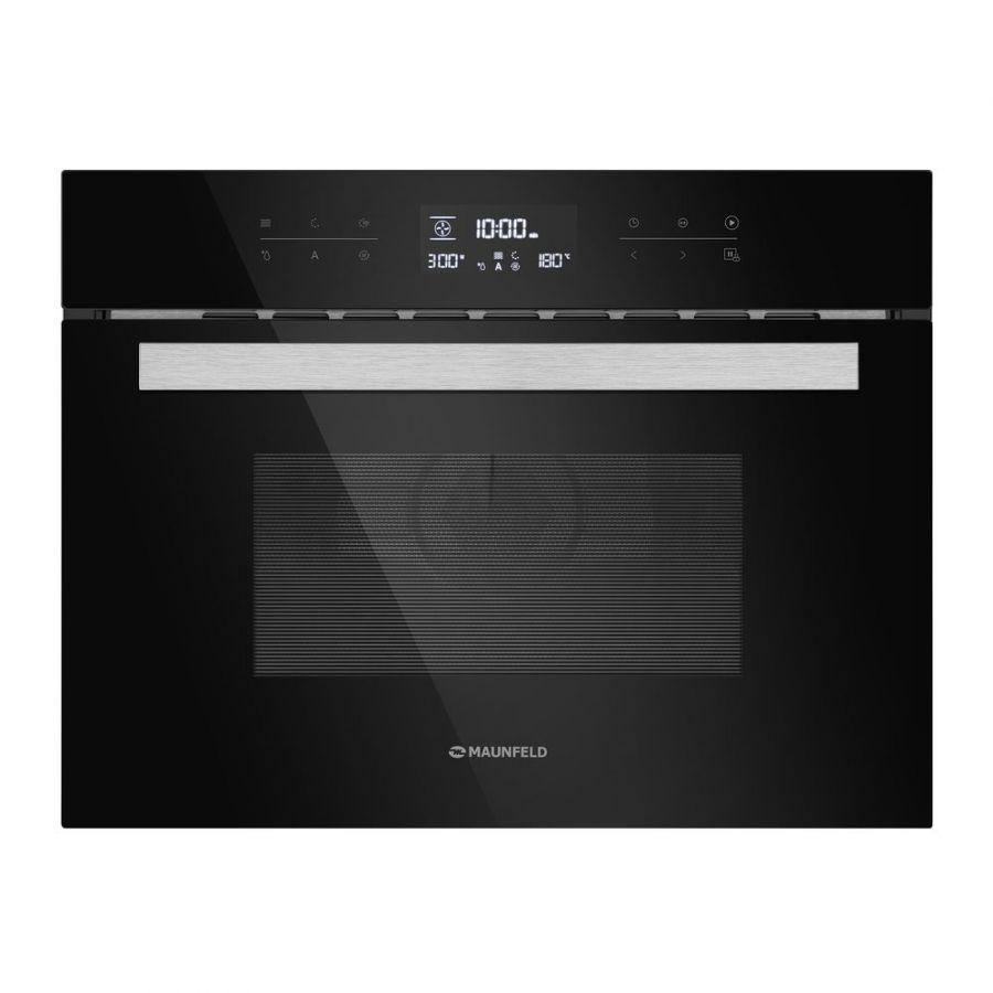 Компактный духовой шкаф c СВЧ MAUNFELD MCMO.44.9GB