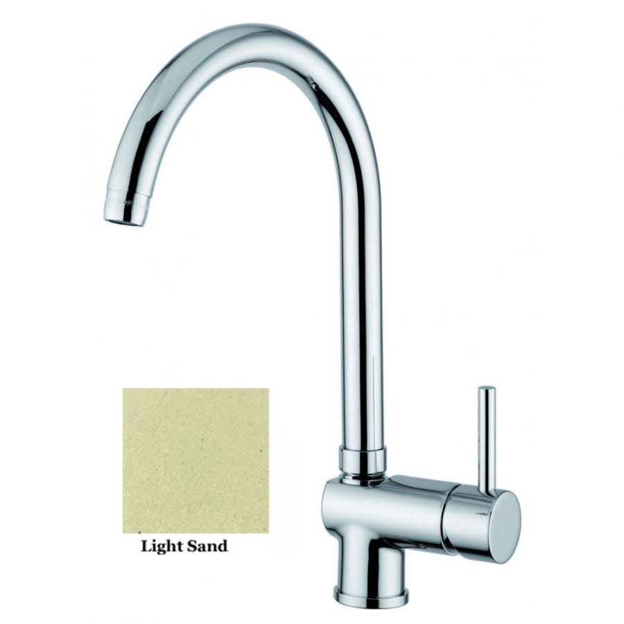 Смеситель для кухни Italmix Industriale ID 0636 Light Sand
