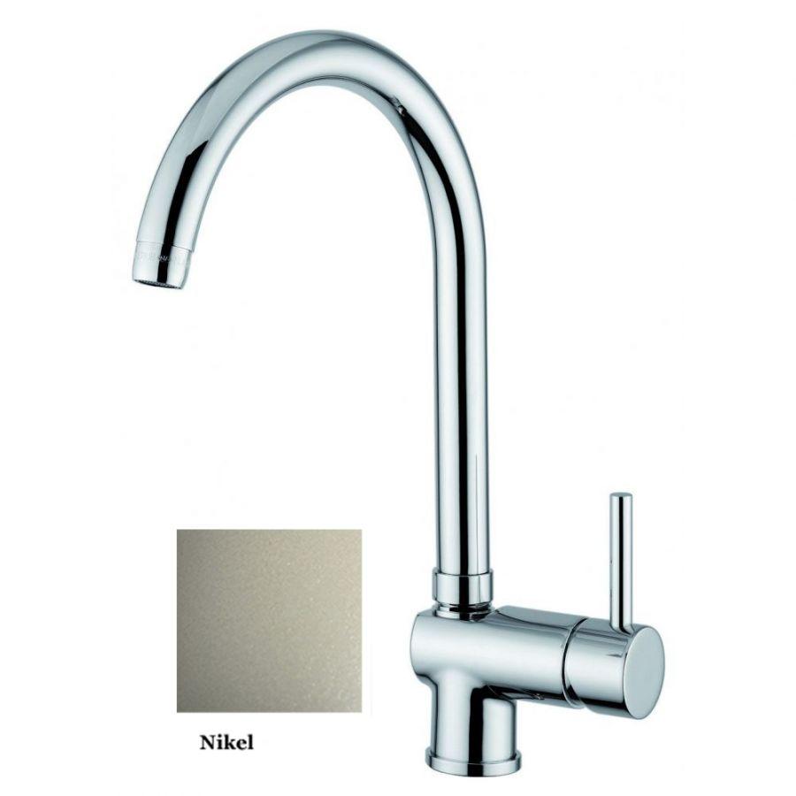 Смеситель для кухни Italmix Industriale ID 0636 Nickel