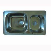 Кухонная мойка E303А из нержавеющей стали