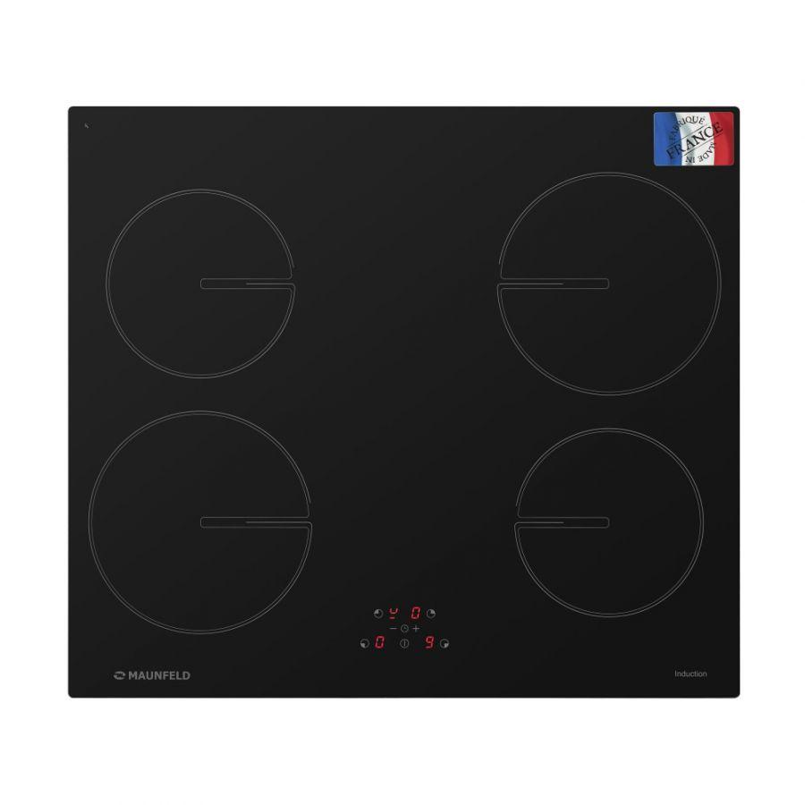 Индукционная панель MAUNFELD MVSI59.4HZ-BK черный