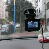 Комбо-устройство 2 в 1 Видеорегистратор-Антирадар Radar Video Recording Machine (7)