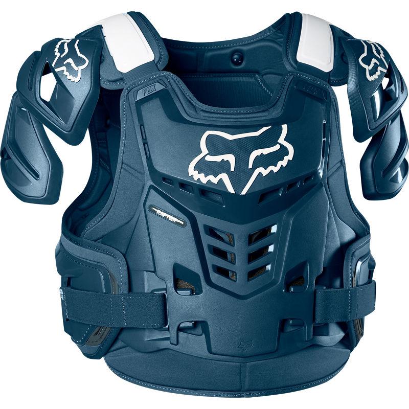 Fox Raptor Vest CE Navy жилет защитный синий