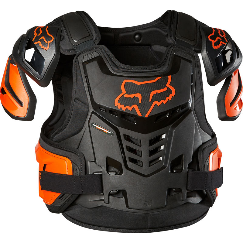 Fox Raptor Vest CE Orange жилет защитный оранжевый