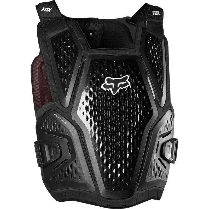 Fox - 2020 Raceframe Impact SB Black жилет защитный, черный