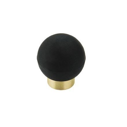 Дверной ограничитель (универсальный пол / стена) ADDEN BAU. DS 100 GOLD (цвет ЗОЛОТО)