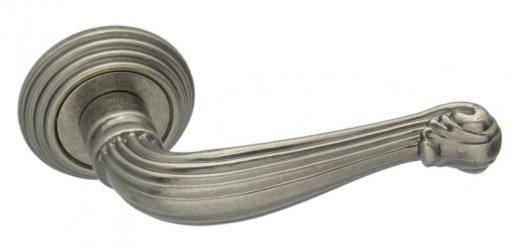 Ручка Дверная Adden Bau Vintage Fontana V202 Aged Silver, Состаренное Серебро