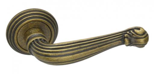 Ручка Дверная Adden Bau Vintage Fontana V202 Aged Bronze, Состаренная Бронза