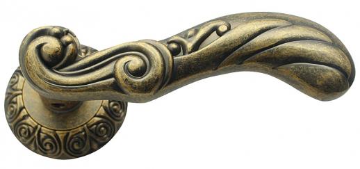 Ручка Дверная Bussare Castelo A-78-20 Ant.Brass Античная Латунь