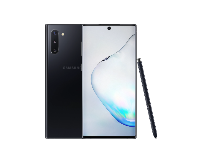 Samsung Galaxy Note10 256 ГБ (черный)