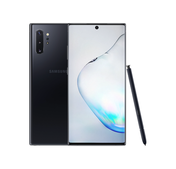 Samsung Galaxy Note10+ 256 ГБ (черный)