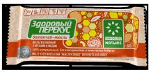 Батончик-мюсли ЗДОРОВЫЙ ПЕРЕКУС с орехами и мёдом 60 г