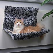 TRIXIE Гамак для кошки на батарею (снежный барс)
