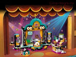 Конструктор LEPIN Friends Шоу талантов 01087 (Аналог LEGO Friends 41368) 551 дет