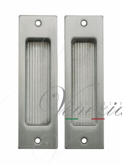 Ручка для раздвижной двери Venezia U166 матовый хром (2шт.)