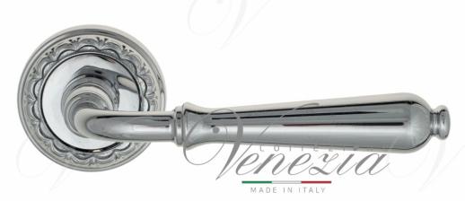"""Дверная ручка Venezia """"CLASSIC"""" D2 полированный хром"""