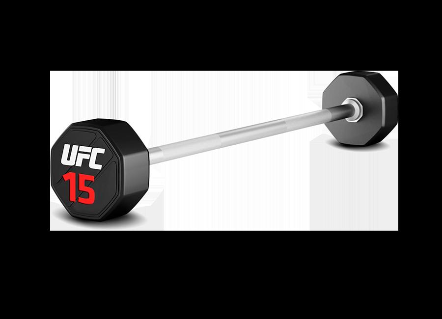 UFC Сет из уретановых штанг (10 шт.)