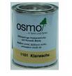Масло с воском для твердых пород древесины 0,125л Osmo Klarwachs  бесцветное шелковисто-матовое 1101