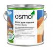 Воск для обработки торцов террасной доски, бруса, бревна 2,5 л Osmo Hirnholz-Wachs бесцветный 5735
