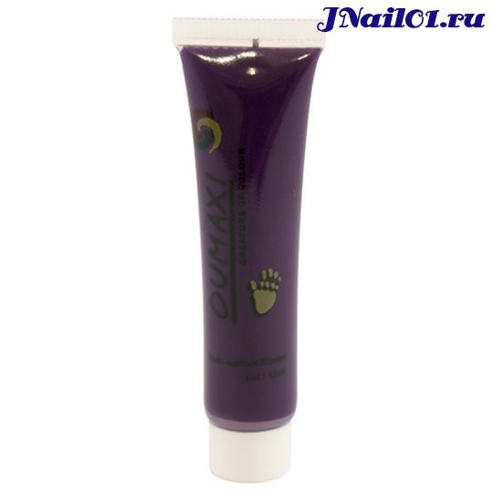 Oumaxi, Акриловые краски, цвет: темно-фиолетовый (12 мл)