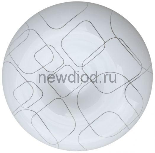 Светильник светодиодный серии DECO 18Вт 230В 6500К 1170лм 230мм ГЛОРИЯ IN HOME