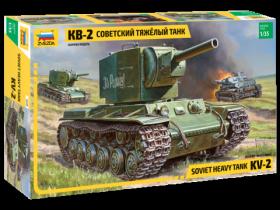 Советский тяжёлый танк КВ-2
