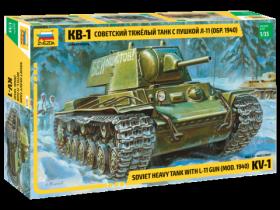 """Советский танк """"КВ-1"""" мод. 1940г."""