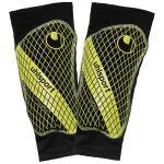 Щитки uhlsport Sockshield Lite 2.0 жёлтые