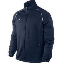 Детская ветровка Nike Foundation 12 Polyester Jacket Waterproof With Zip Junior тёмно-синяя
