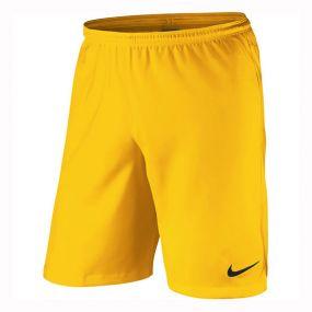 Игровые шорты Nike Laser II Woven Shorts No Brief жёлтые