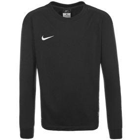 Детский вратарский свитер Nike Park II Goalie чёрный