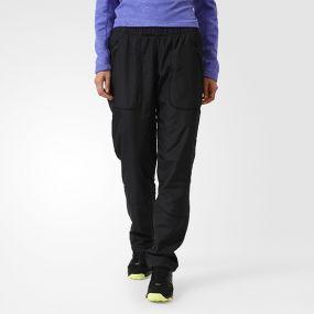 Женские спортивные штаны adidas Womens Windfleece Pants чёрные