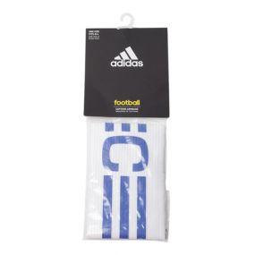 Капитанская повязка adidas бело-синяя