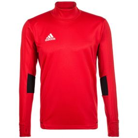 Спортивная кофта adidas Tiro 17 Training Top красная