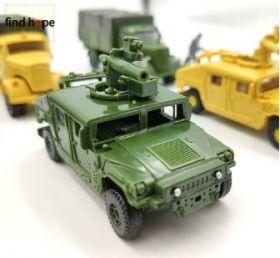 """Сборная модель """"Автомобиль Hammer M1046 1/72"""
