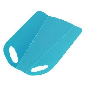 Гибкая разделочная доска Folding Cutting Board, Цвет голубой