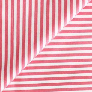 Ткань Хлопок Красная полоска 50x40