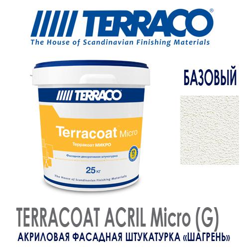 Terracoat standard SIL