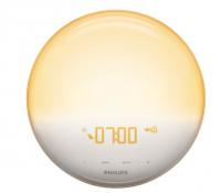 Часы настольные Philips Wake-up light HF3520/70