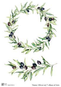 Olives set 7