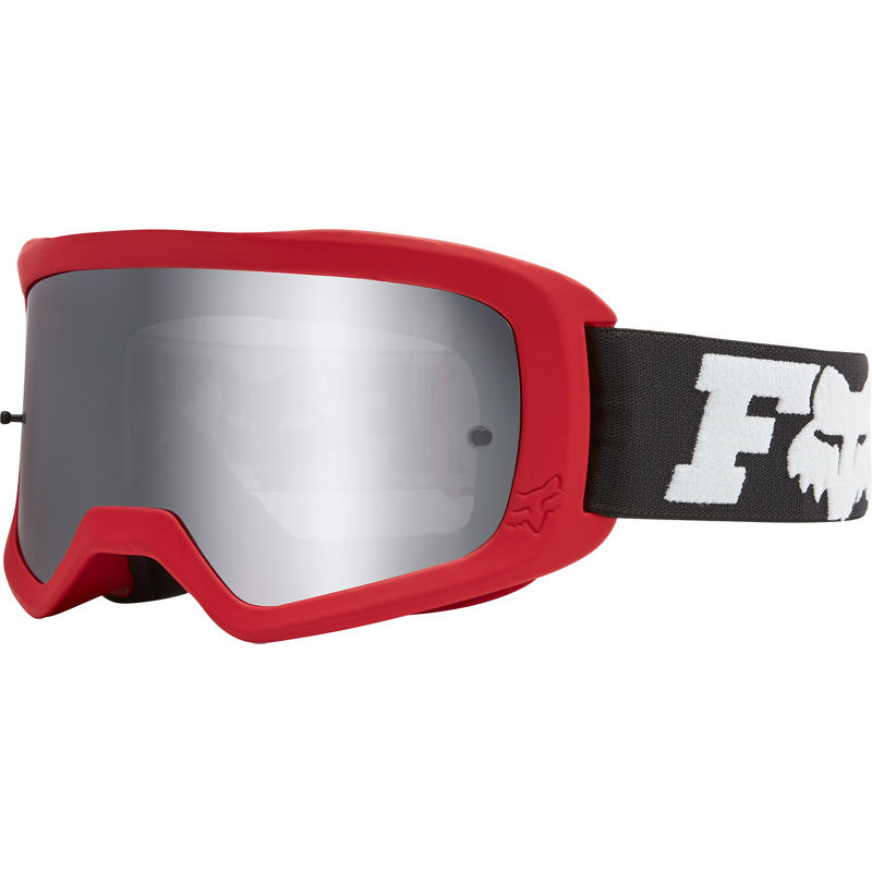 Fox Main II Linc Flame Red очки красные, зеркальная линза