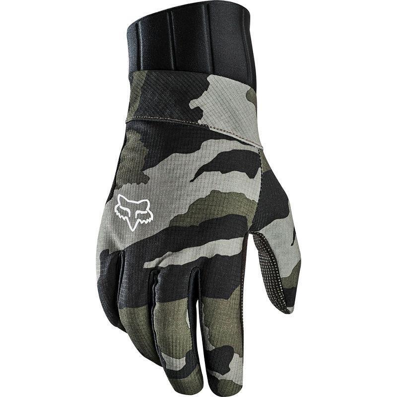 Fox - 2020 Defend Pro Fire Camo перчатки, камуфляж