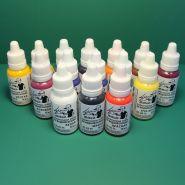 Набор базовых красок Exmix - 15 цветов
