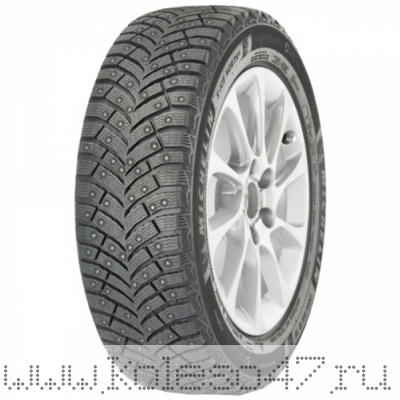 255/40 R20 101H XL MICHELIN X-ICE NORTH 4