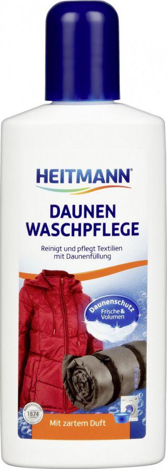 Heitmann Daunen Waschpflege Моющее средство для перопуховых изделий 250 мл