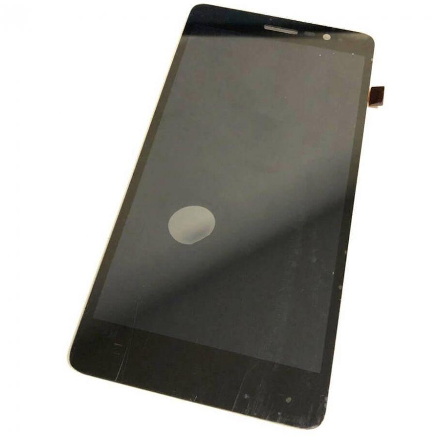 Дисплей в сборе с сенсорным стеклом для Lenovo S860